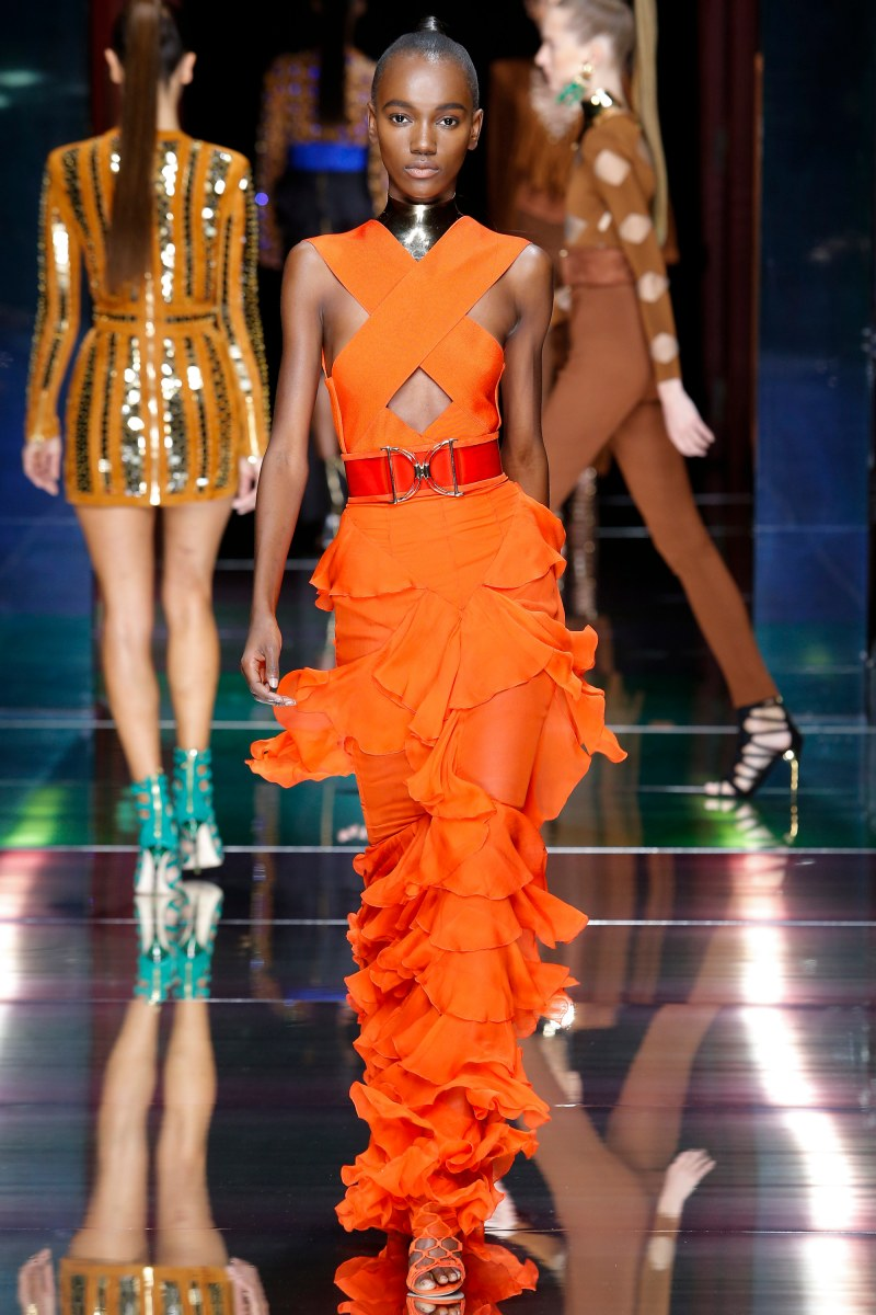 Balmain Ready To Wear SS 2016 PFW (16)