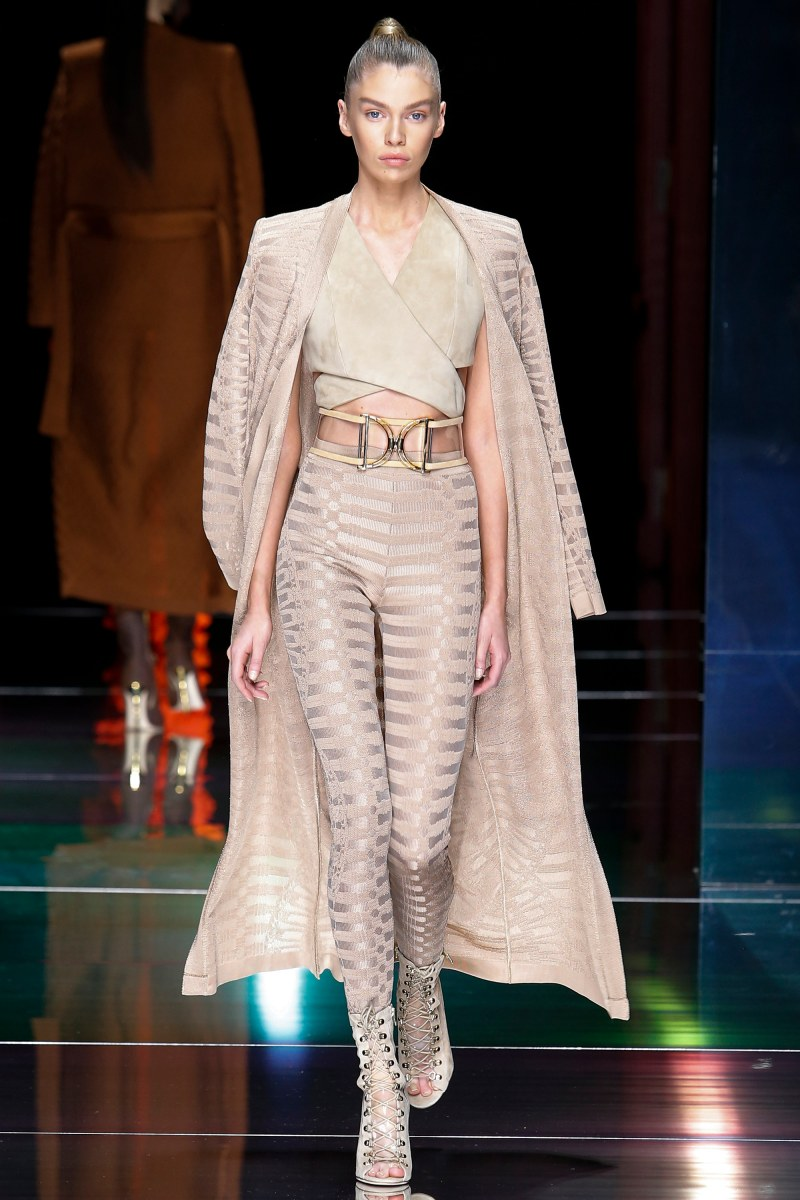 Balmain Ready To Wear SS 2016 PFW (22)