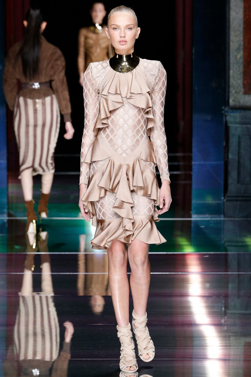 Balmain Ready To Wear SS 2016 PFW (26)