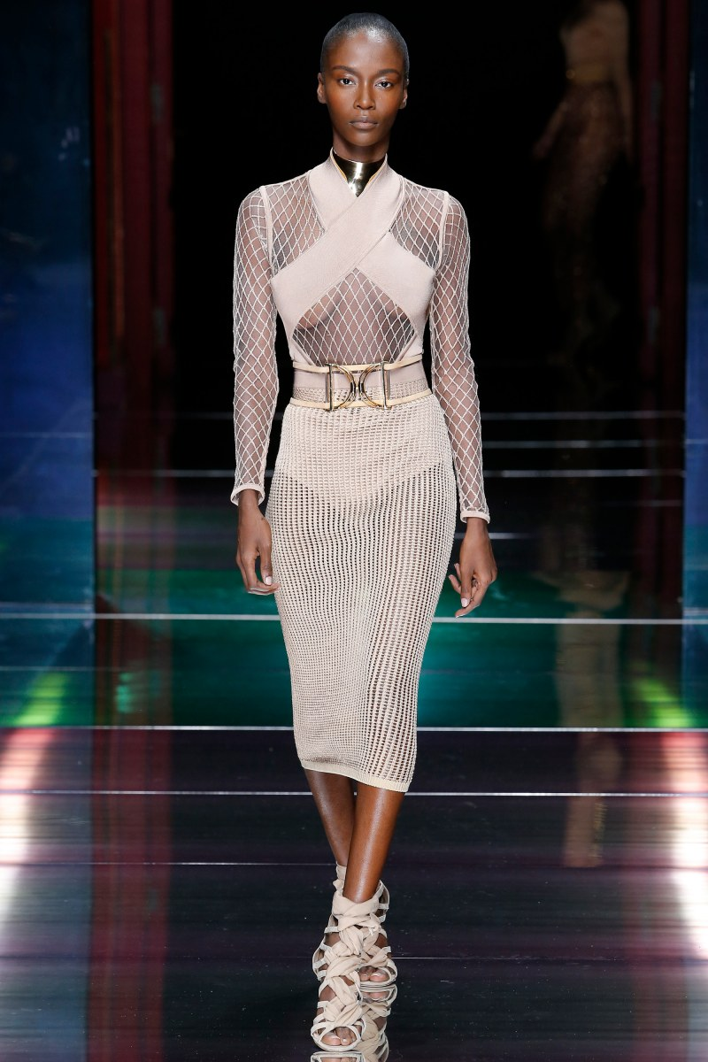Balmain Ready To Wear SS 2016 PFW (38)