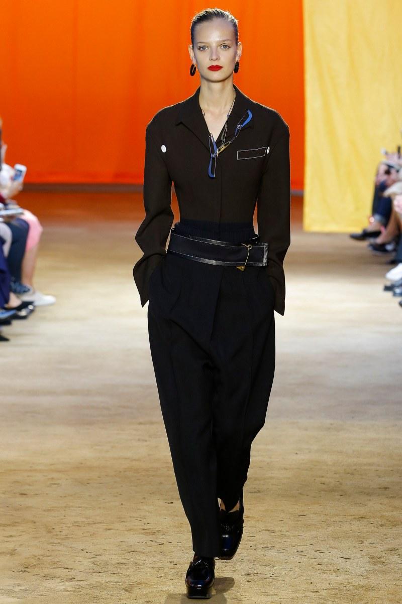 Céline Ready To Wear SS 2016 PFW (10)