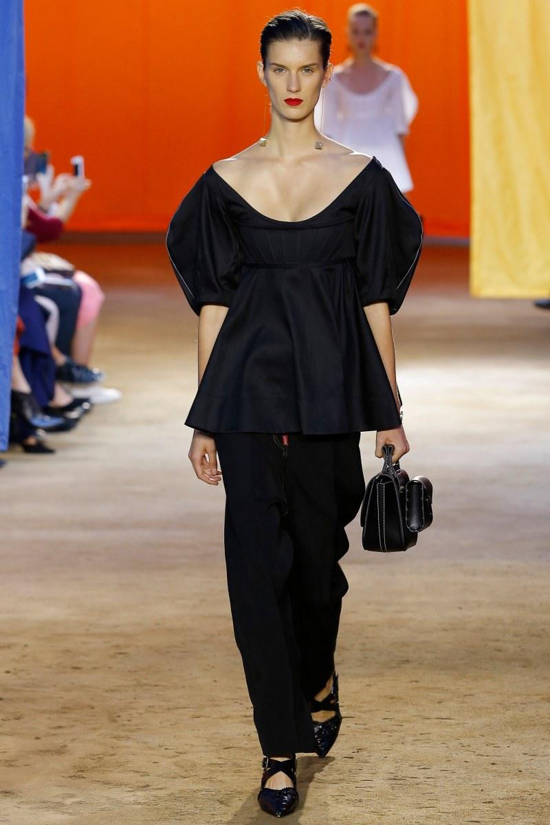 Céline Ready To Wear SS 2016 PFW (27)