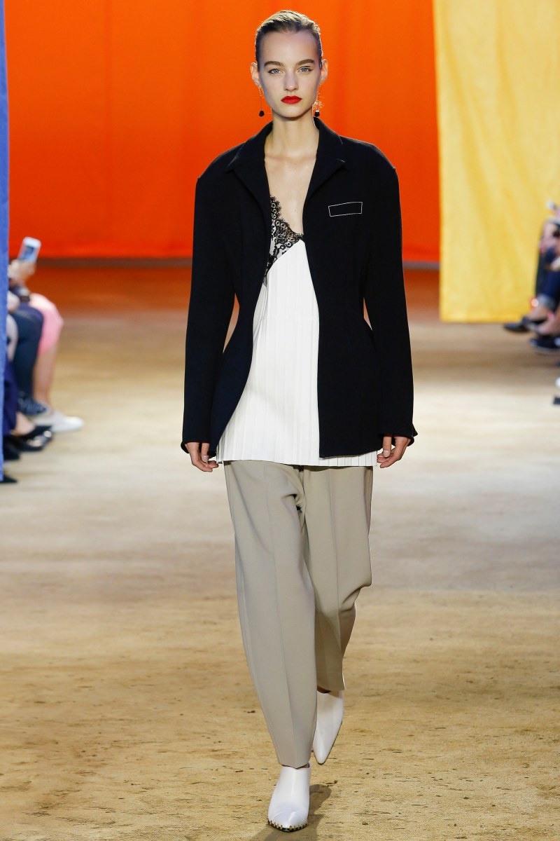 Céline Ready To Wear SS 2016 PFW (9)