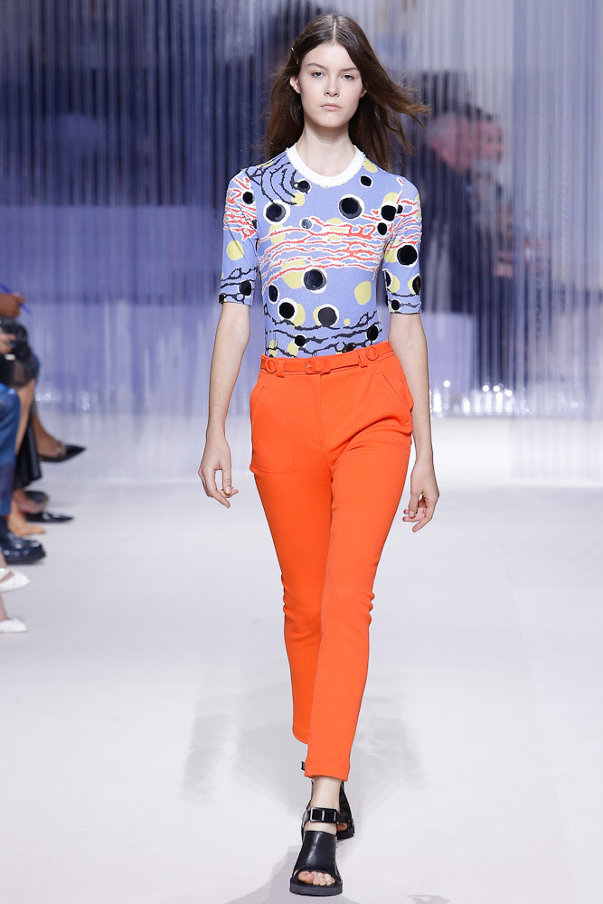 Carven Ready To Wear SS 2016 PFW (10)