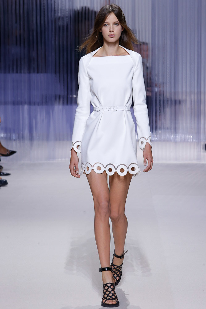 Carven Ready To Wear SS 2016 PFW (13)