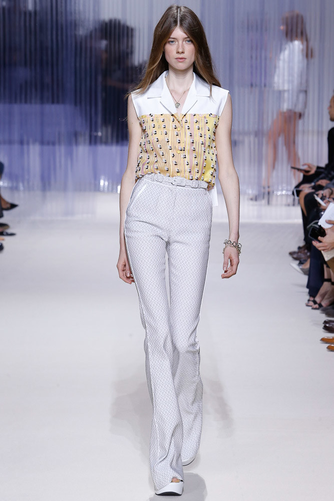 Carven Ready To Wear SS 2016 PFW (2)