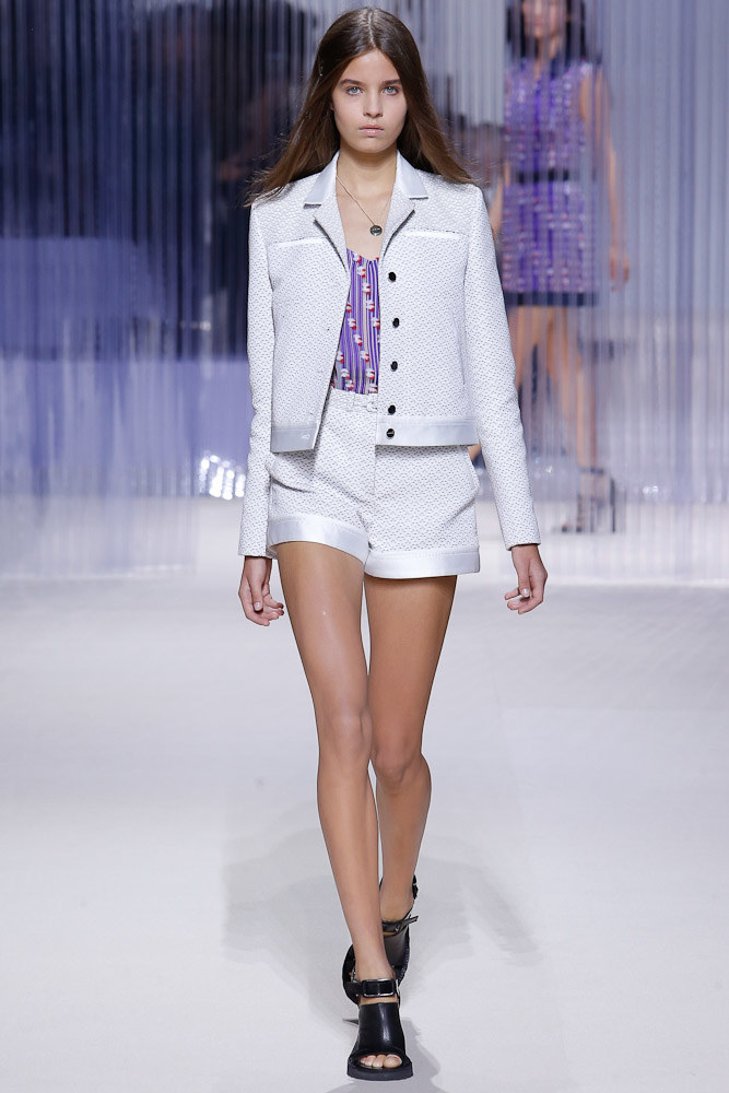 Carven Ready To Wear SS 2016 PFW (3)