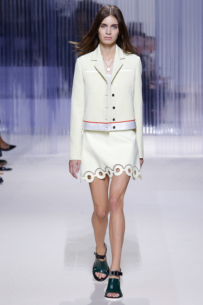 Carven Ready To Wear SS 2016 PFW (9)
