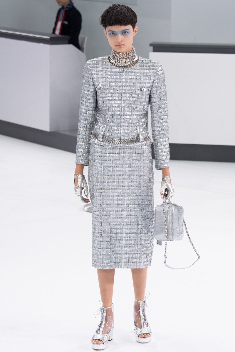 Chanel Ready To Wear SS 2016 PFW (10)