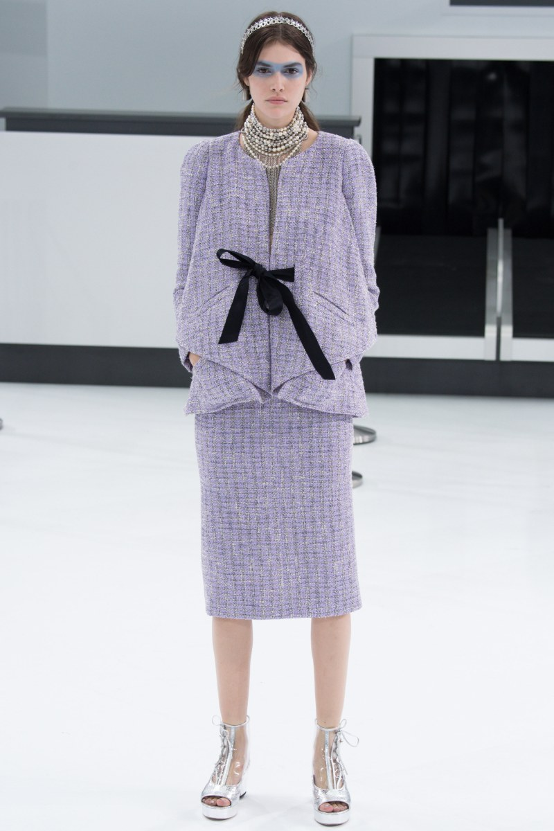 Chanel Ready To Wear SS 2016 PFW (55)