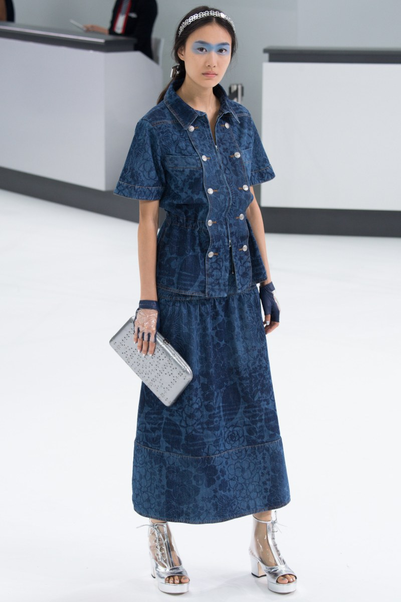Chanel Ready To Wear SS 2016 PFW (79)
