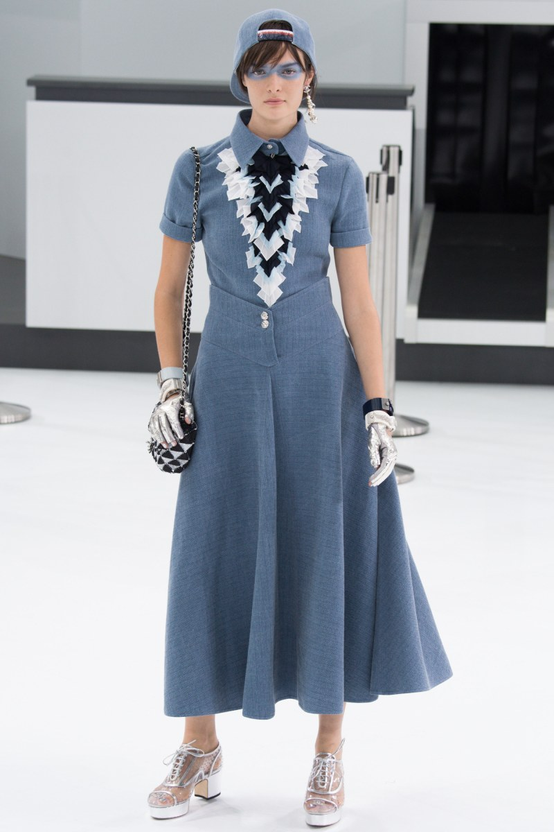 Chanel Ready To Wear SS 2016 PFW (81)