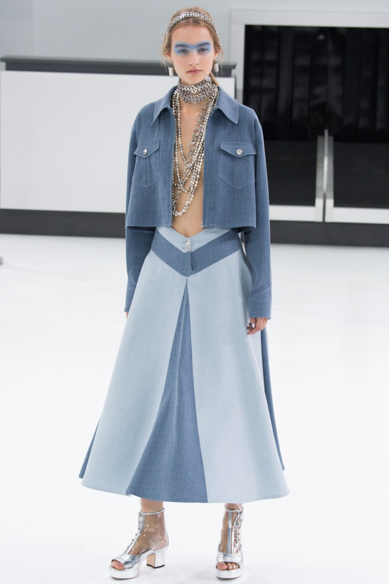 Chanel Ready To Wear SS 2016 PFW (82)