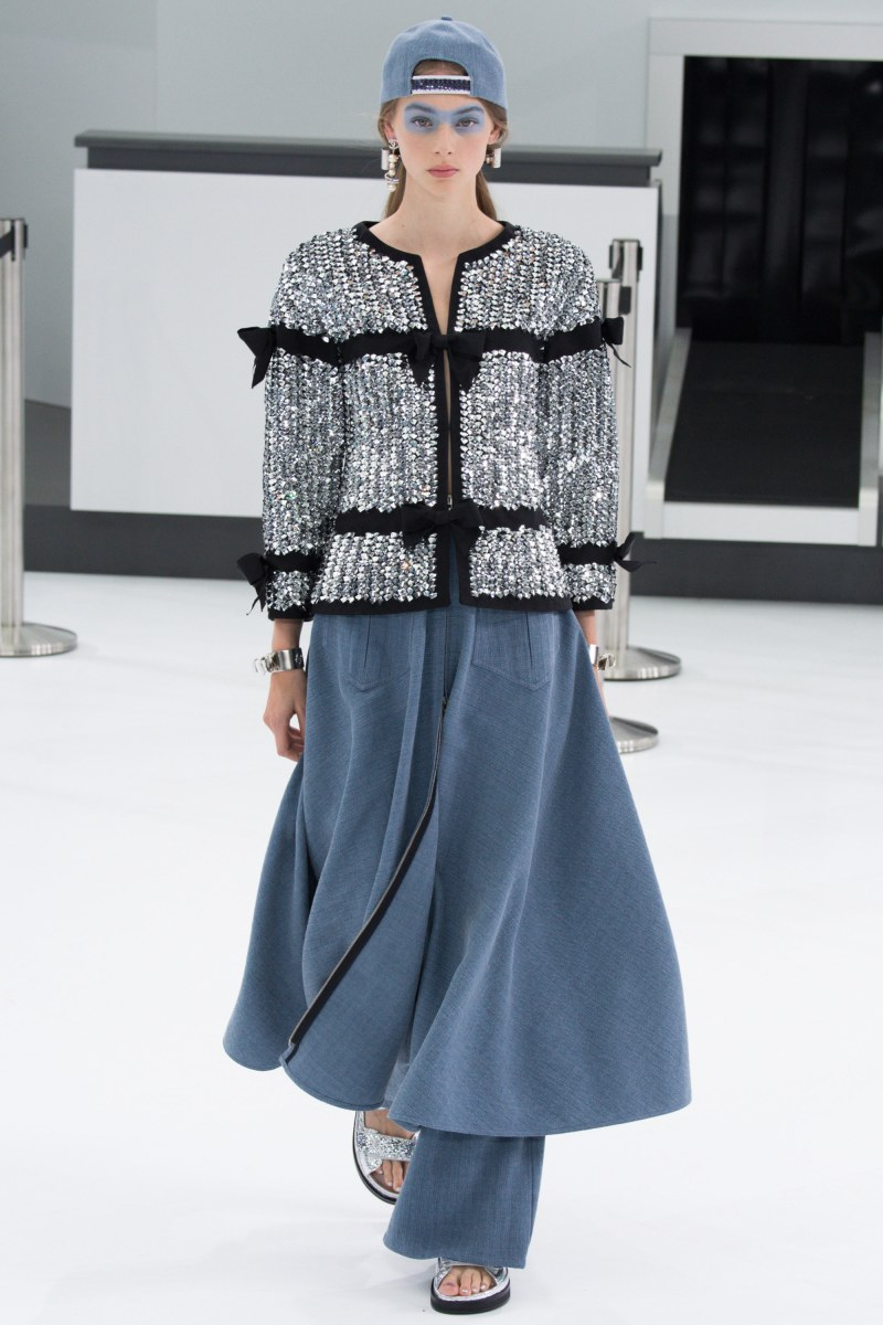 Chanel Ready To Wear SS 2016 PFW (88)