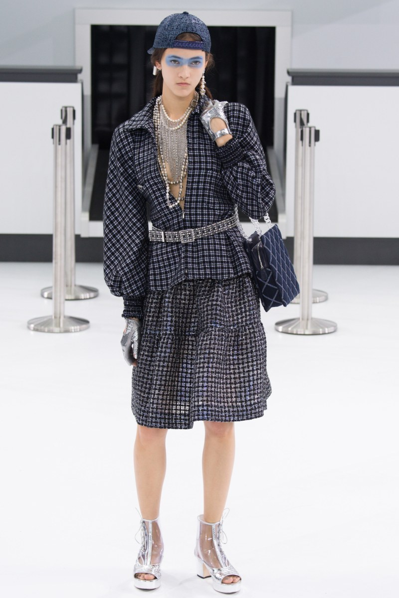 Chanel Ready To Wear SS 2016 PFW (9)