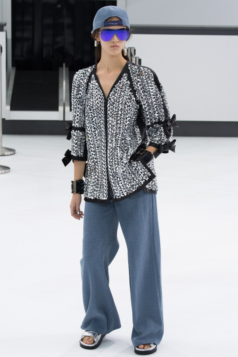 Chanel Ready To Wear SS 2016 PFW (90)