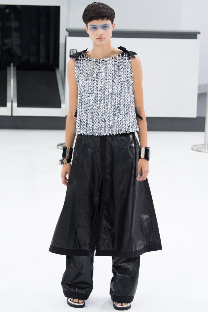 Chanel Ready To Wear SS 2016 PFW (95)