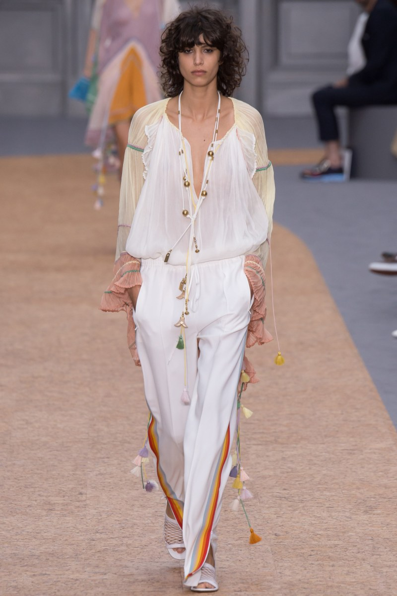 Chloé Ready To Wear SS 2016 PFW (42)