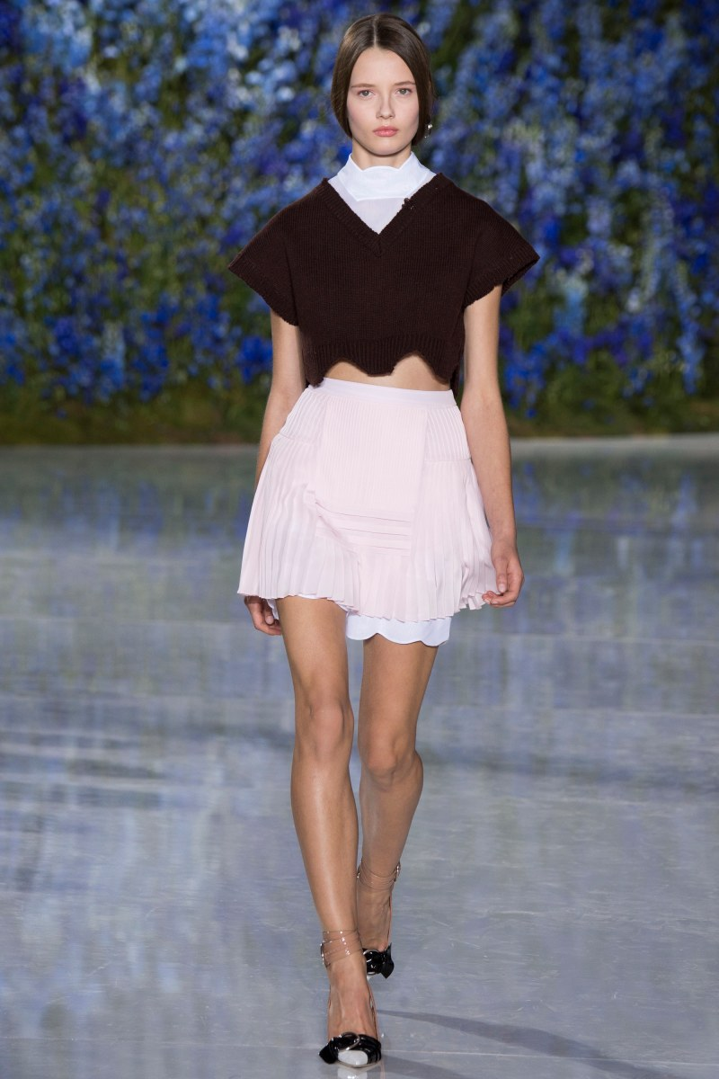 Christian Dior Ready To Wear SS 2016 PFW (26)