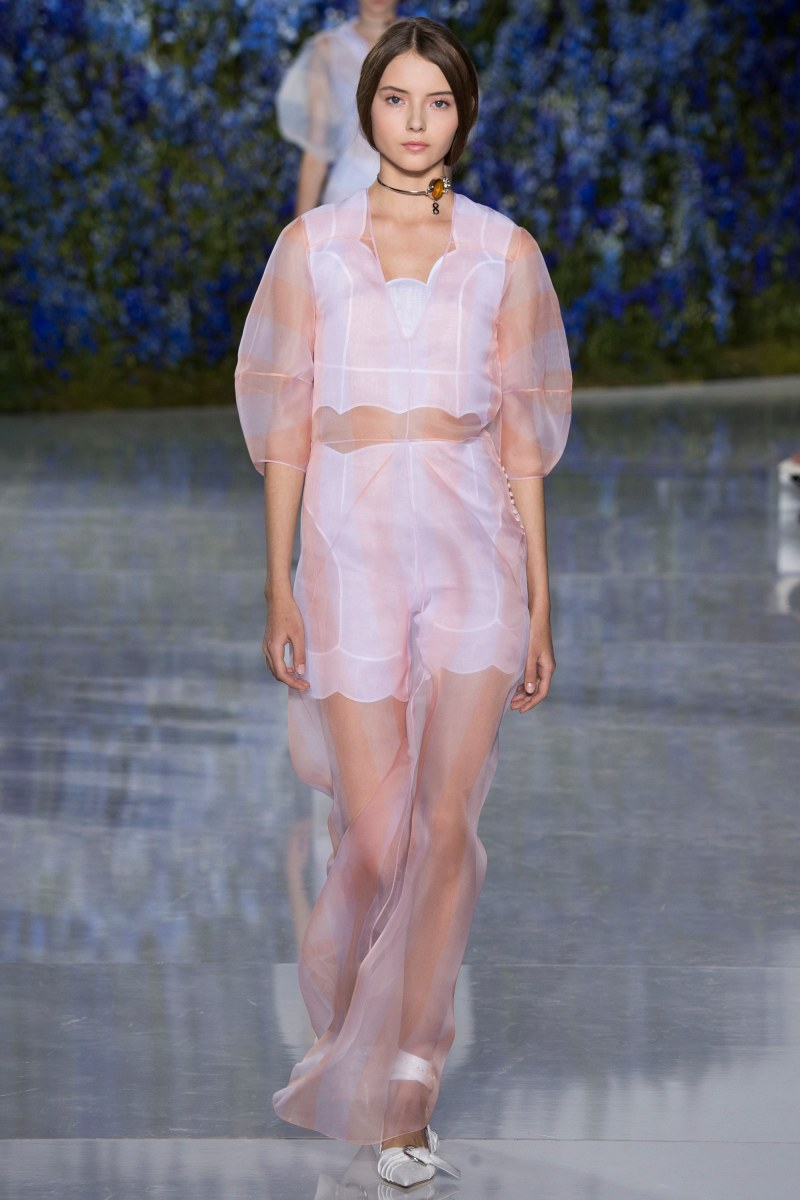 Christian Dior Ready To Wear SS 2016 PFW (49)