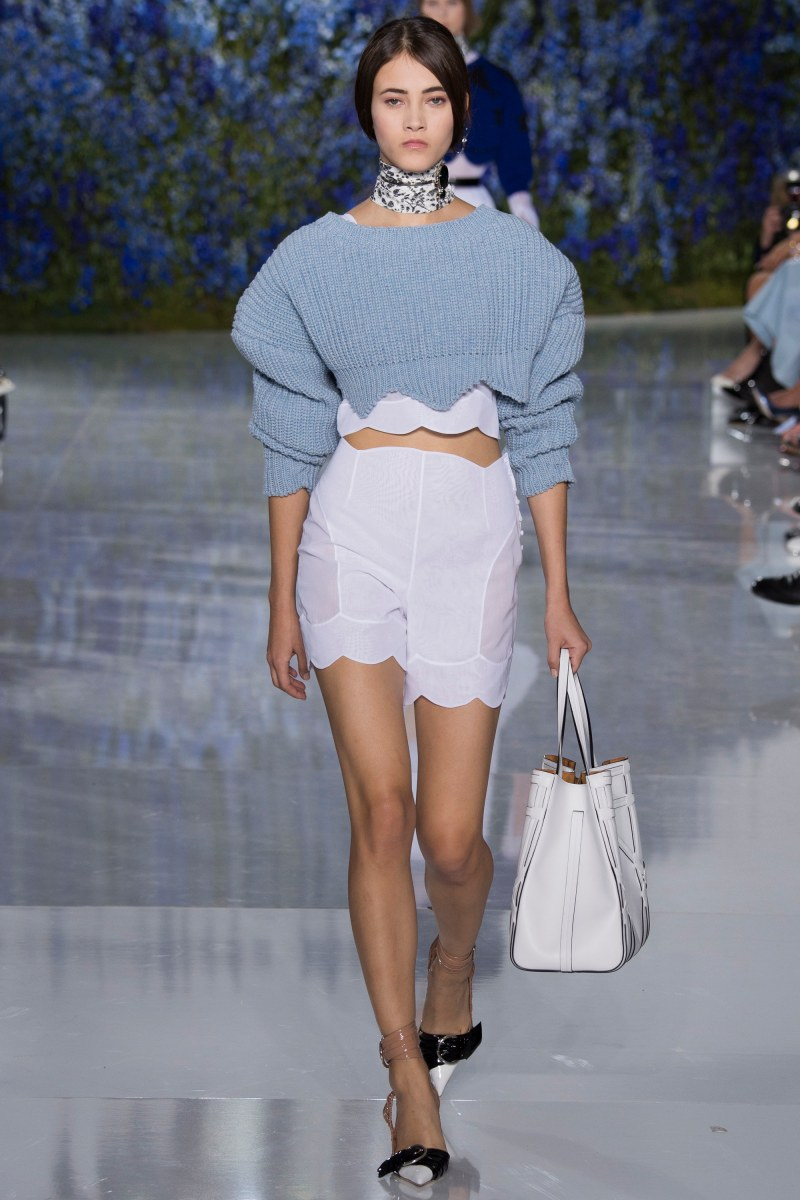 Christian Dior Ready To Wear SS 2016 PFW (51)