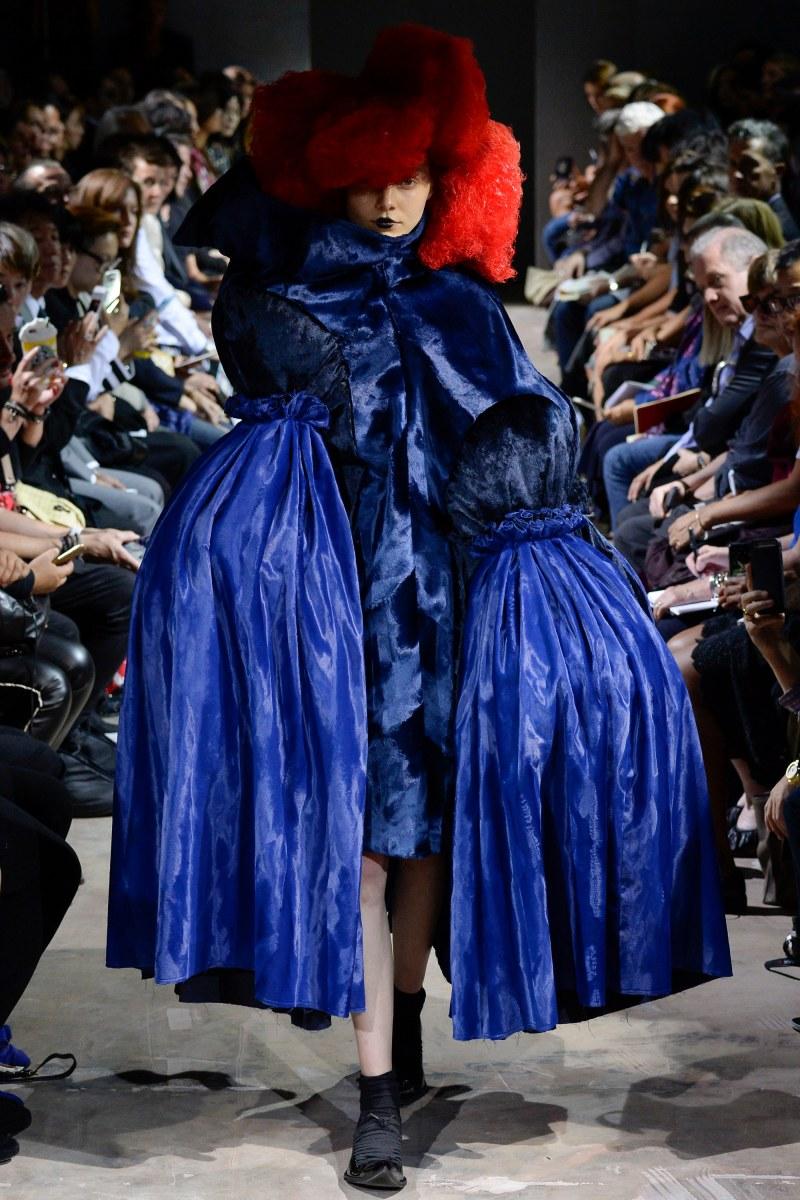 Comme des Garçons Ready To Wear SS 2016 PFW (10)