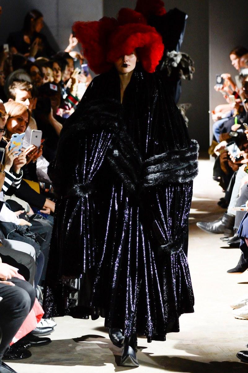 Comme des Garçons Ready To Wear SS 2016 PFW (3)