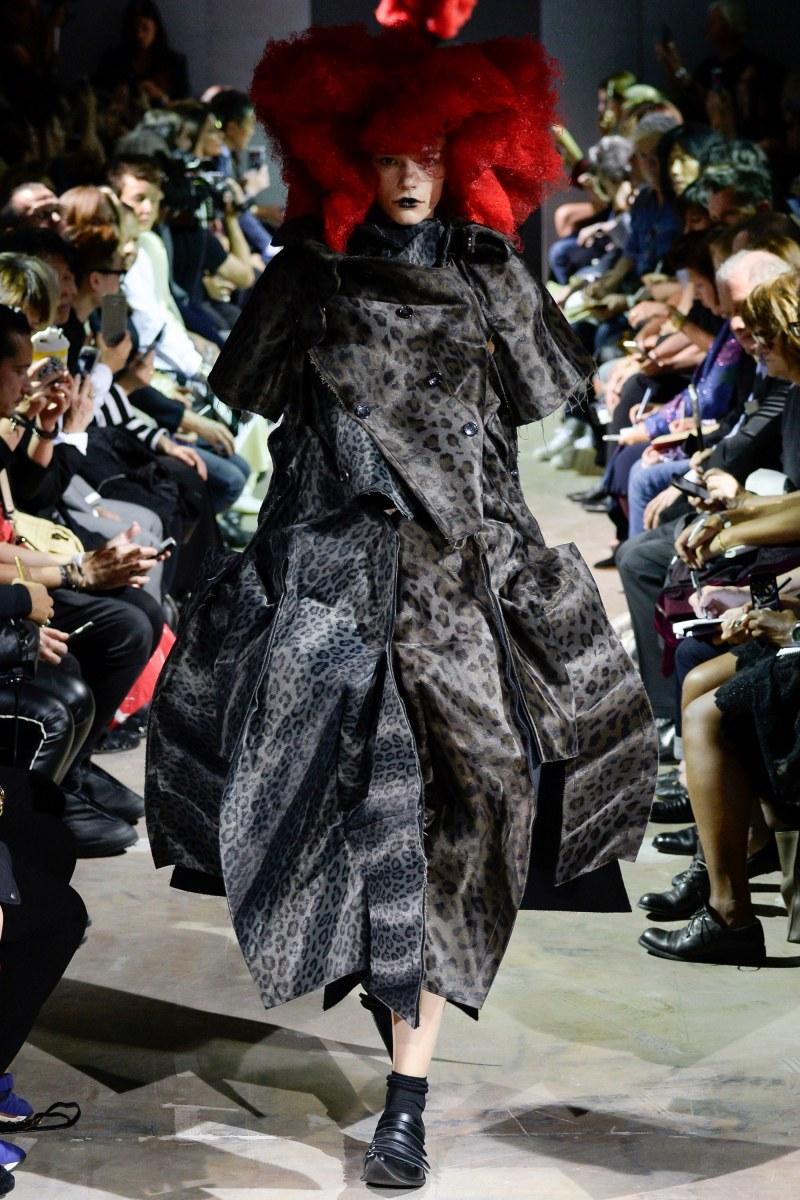 Comme des Garçons Ready To Wear SS 2016 PFW (5)