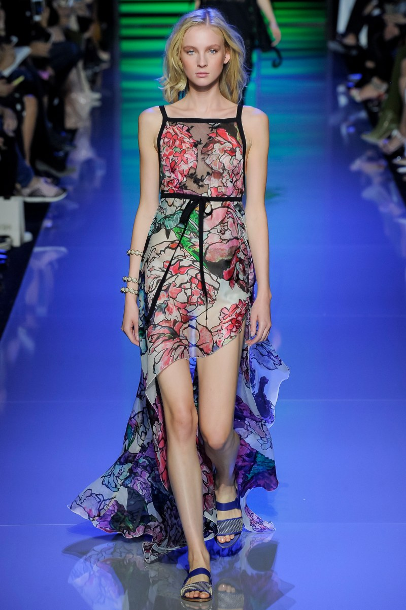 Elie Saab Ready To Wear SS 2016 PFW (27)