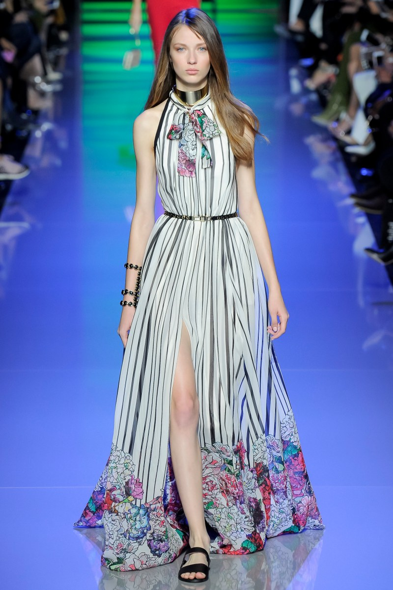 Elie Saab Ready To Wear SS 2016 PFW (37)