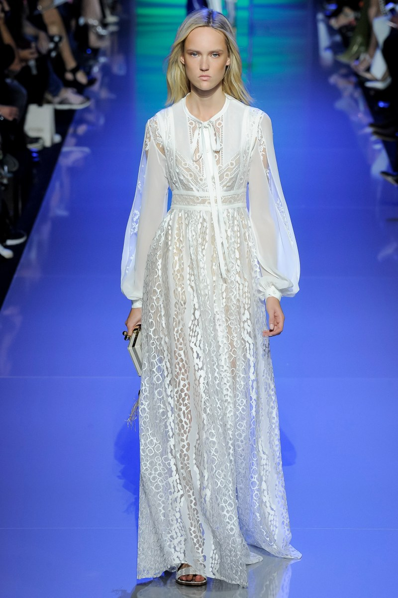 Elie Saab Ready To Wear SS 2016 PFW (39)