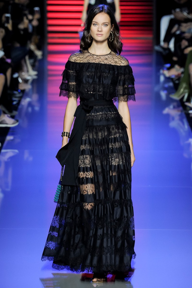 Elie Saab Ready To Wear SS 2016 PFW (9)
