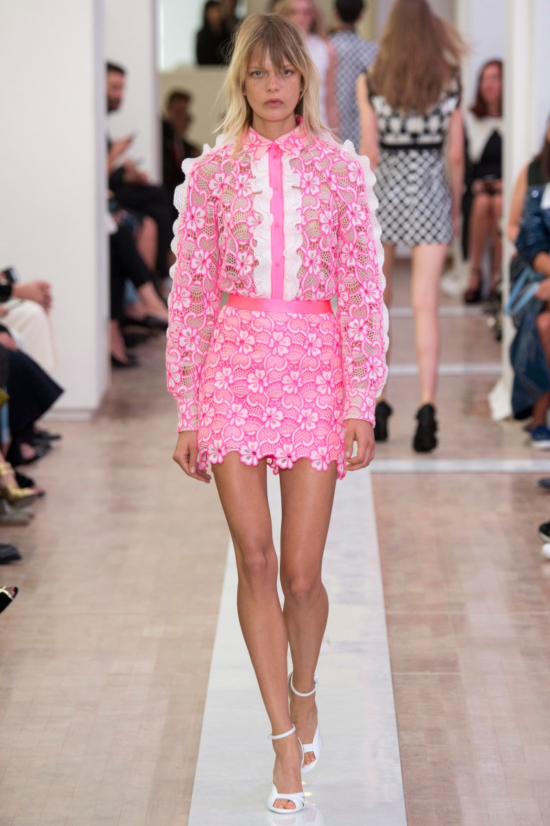 Emanuel Ungaro Ready To Wear SS 2016 PFW (22)