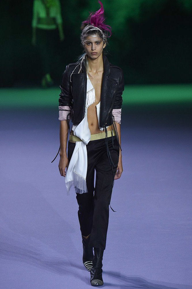 Haider Ackermann Ready To Wear SS 2016 PFW (6)