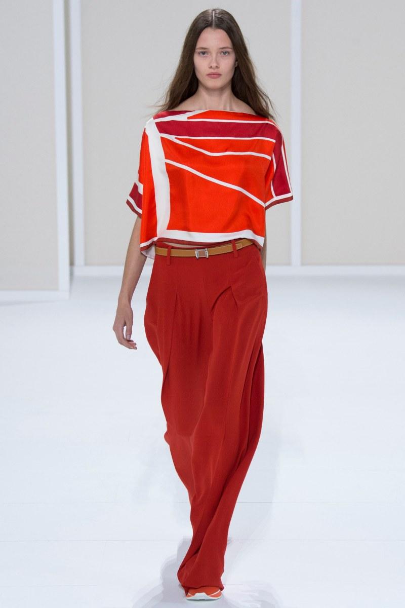 Hermès Ready To Wear SS 2016 (29)