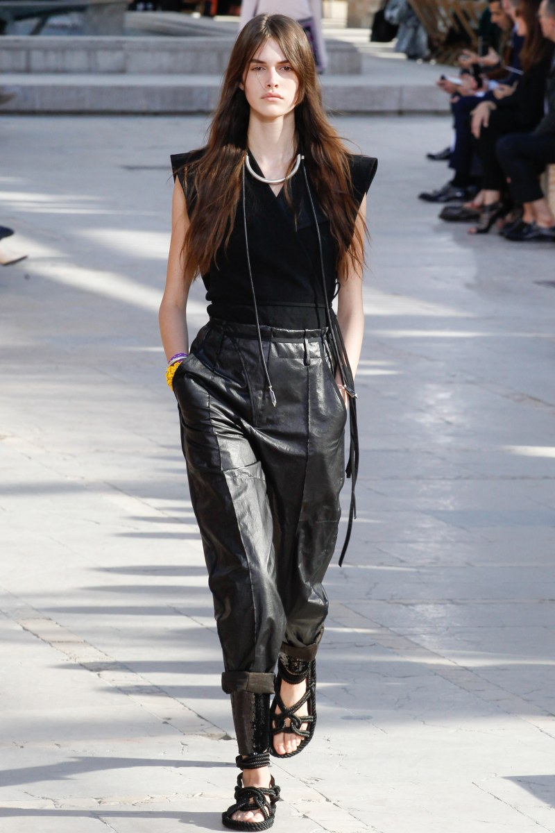 Isabel Marant Ready To Wear SS 2016 PFW (14)