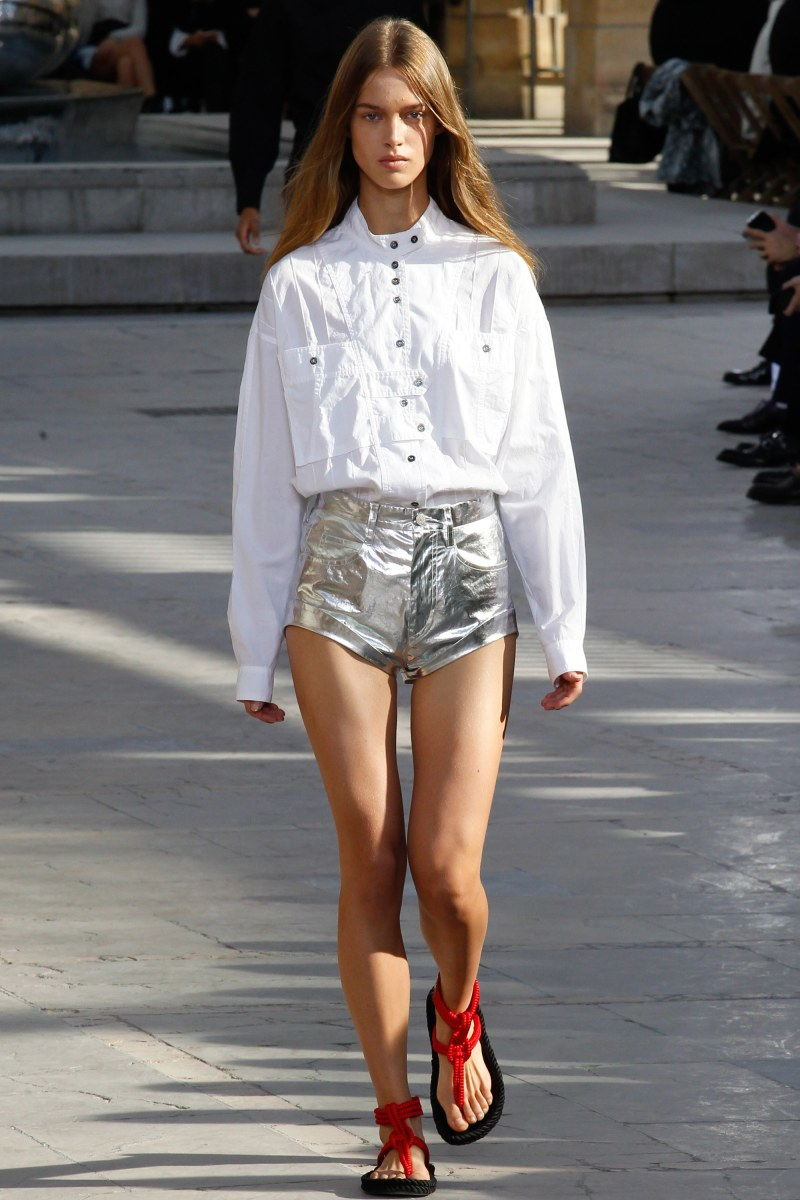 Isabel Marant Ready To Wear SS 2016 PFW (24)