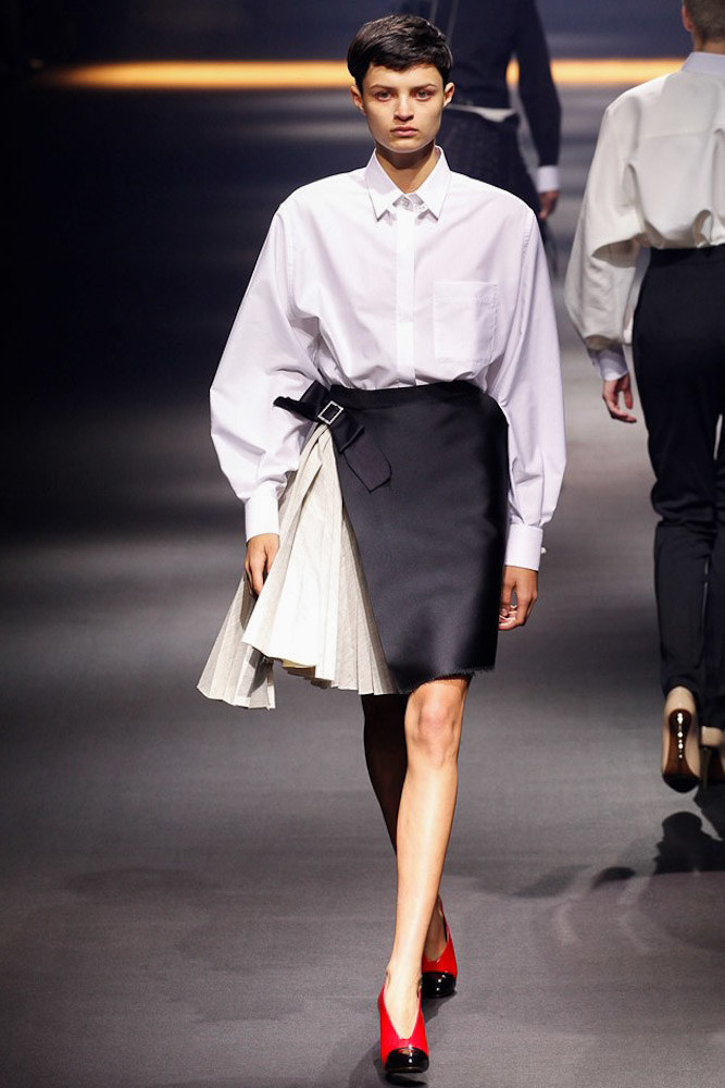 Lanvin Ready To Wear SS 2016 PFW (2)