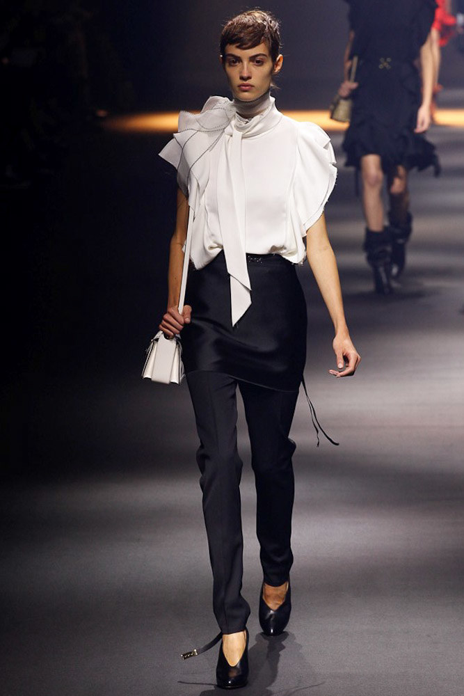 Lanvin Ready To Wear SS 2016 PFW (6)