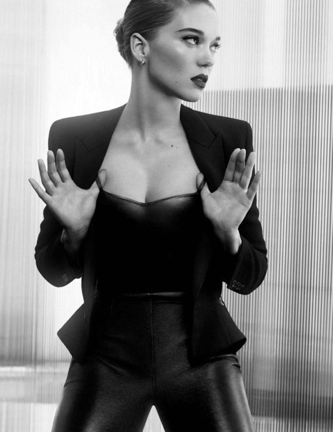 Lea Seydoux by Craig McDean (5)