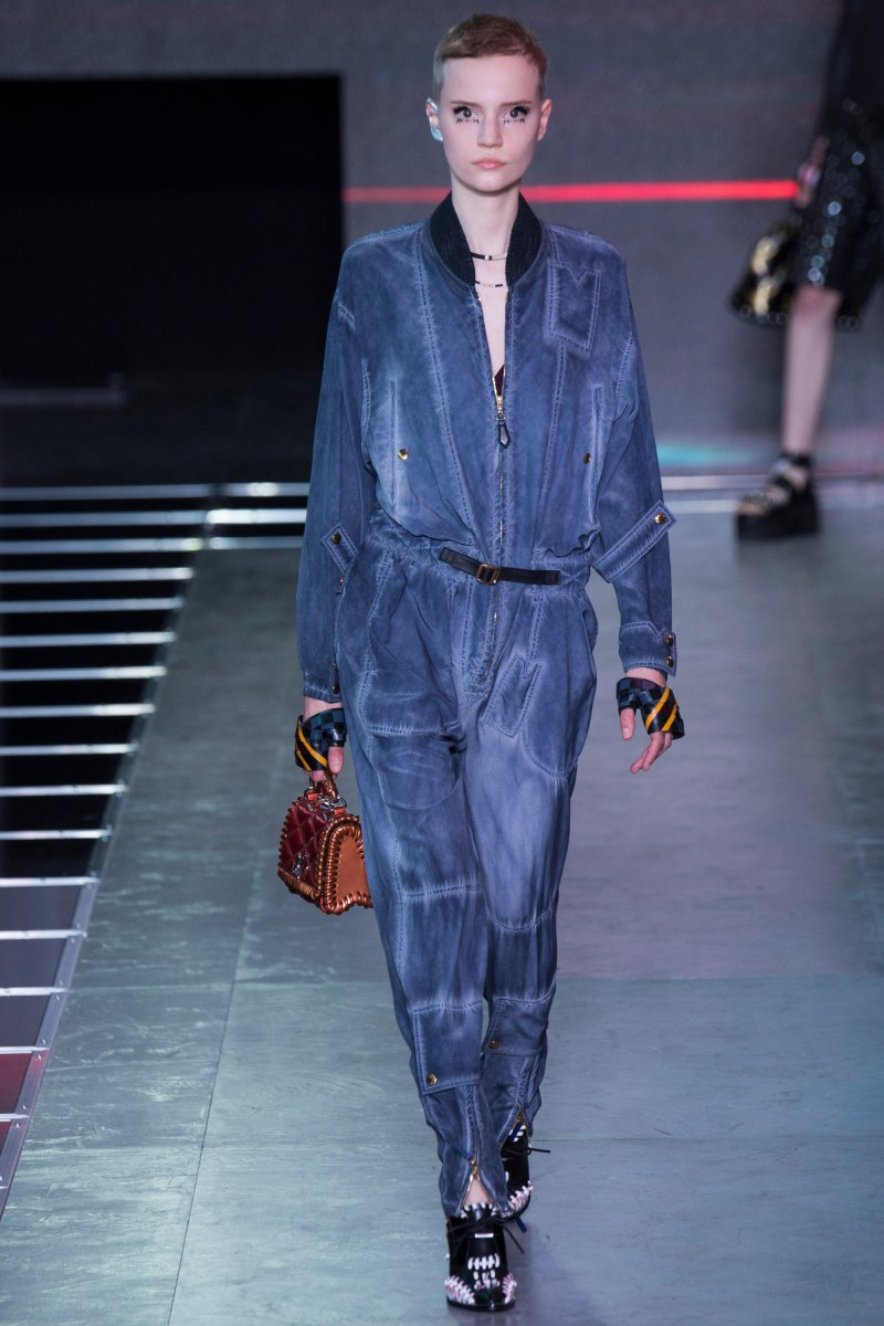 Louis Vuitton Ready To Wear SS 2016 PFW  (4)