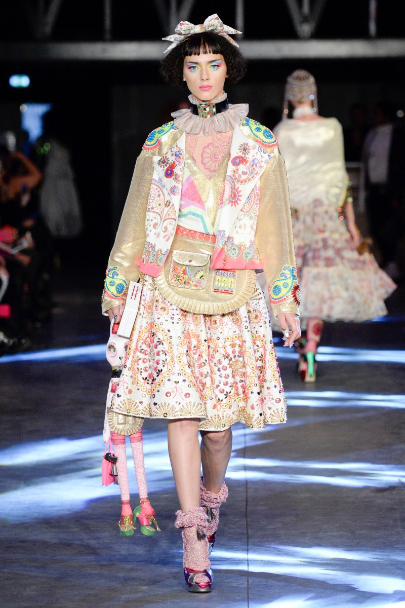 Manish Arora Ready To Wear SS 2016 PFW (13)