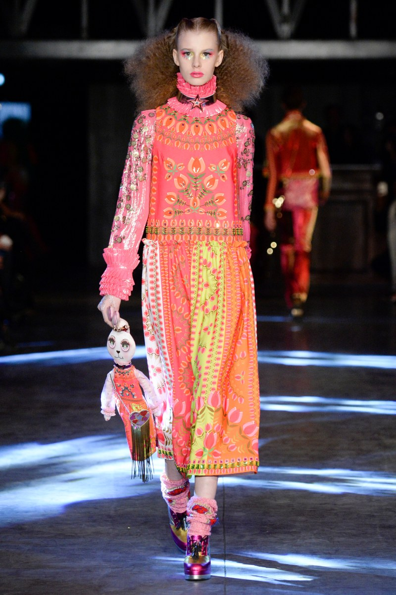 Manish Arora Ready To Wear SS 2016 PFW (5)