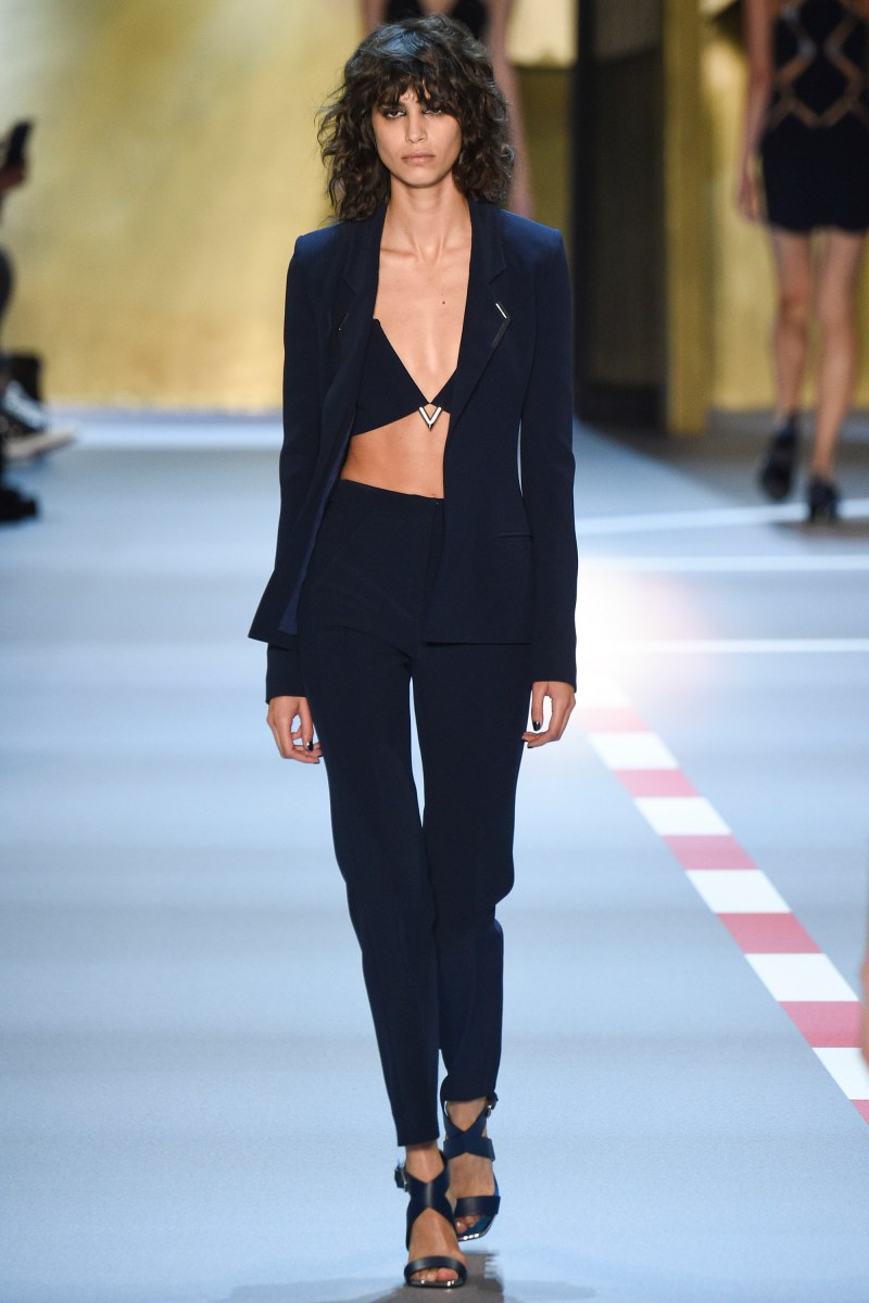 Mugler Ready To Wear SS 2016 PFW (33)