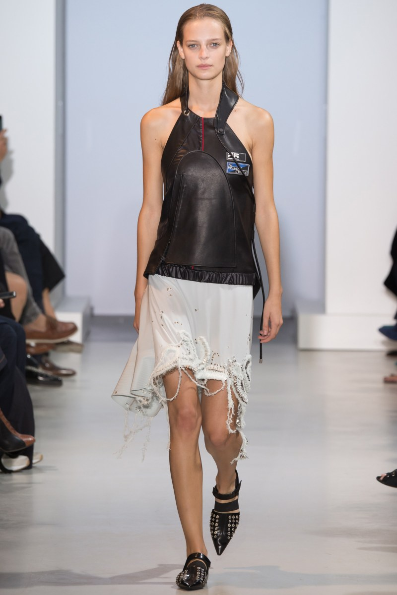 Paco Rabanne Ready To Wear SS 2016 PFW (2)
