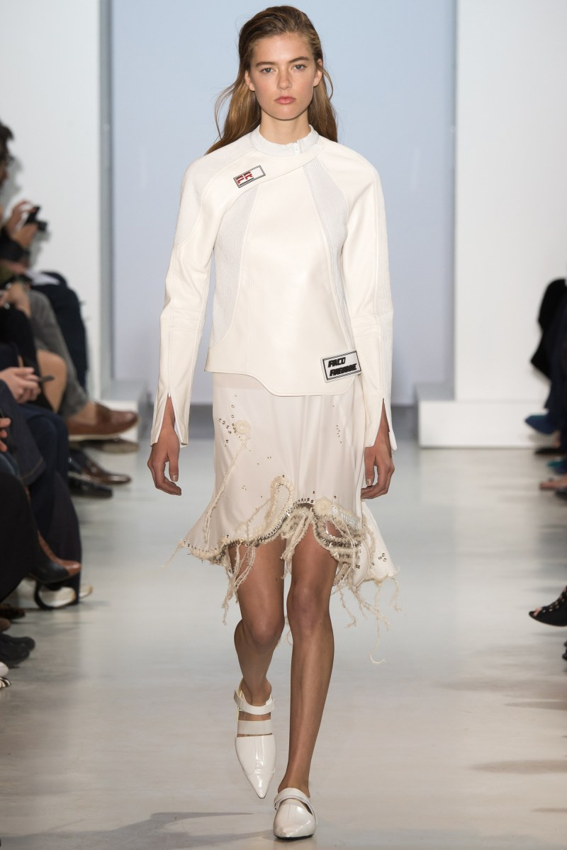 Paco Rabanne Ready To Wear SS 2016 PFW (4)