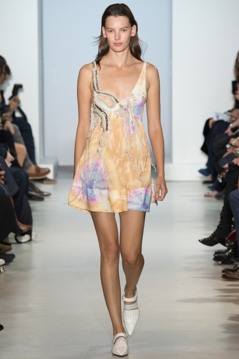 Paco Rabanne Ready To Wear SS 2016 PFW (7)