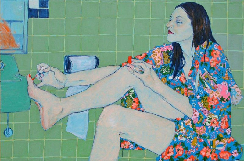 Portraits by artist Hope Gangloff (6)