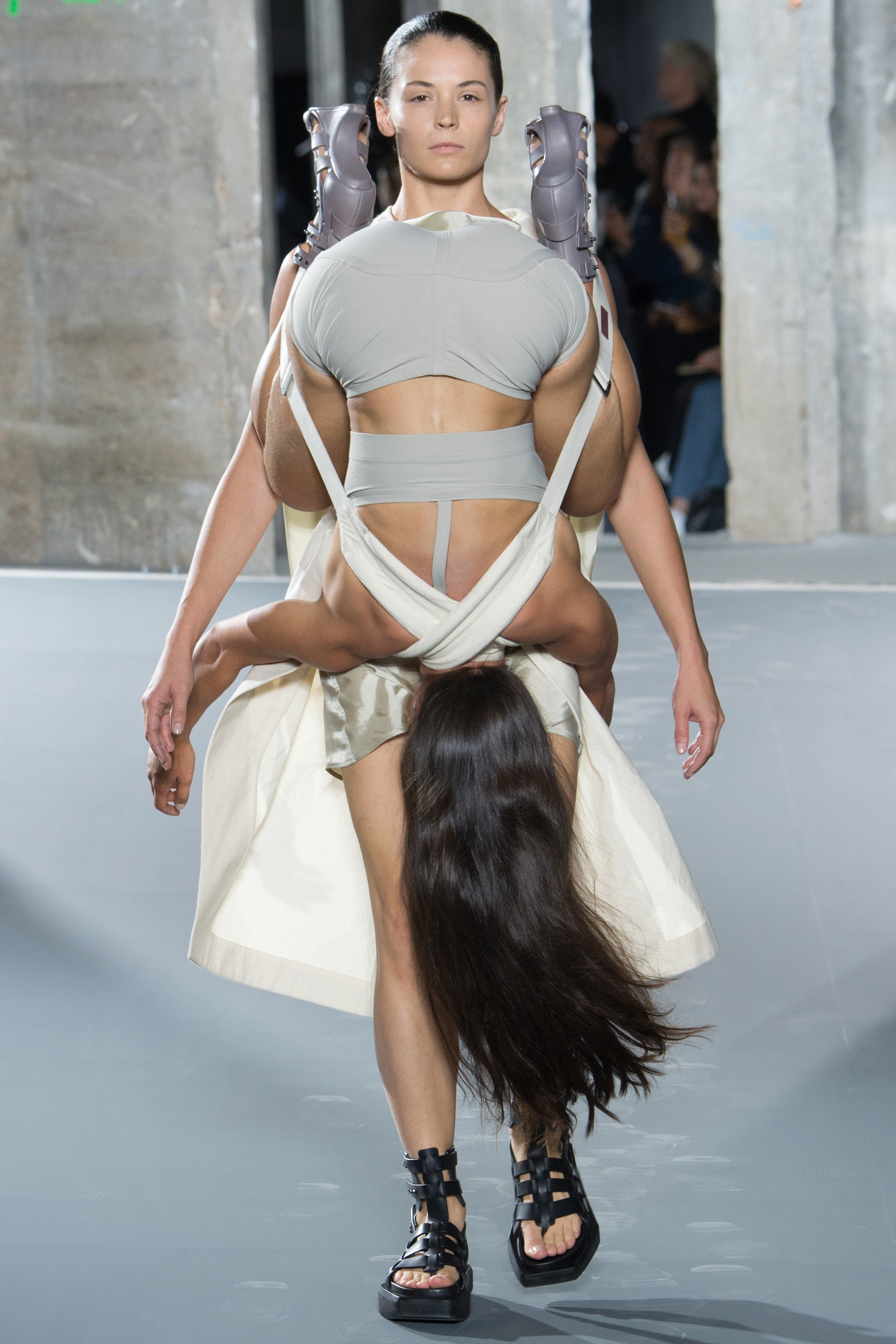 Rick Owens Ready To Wear SS 2016 PFW