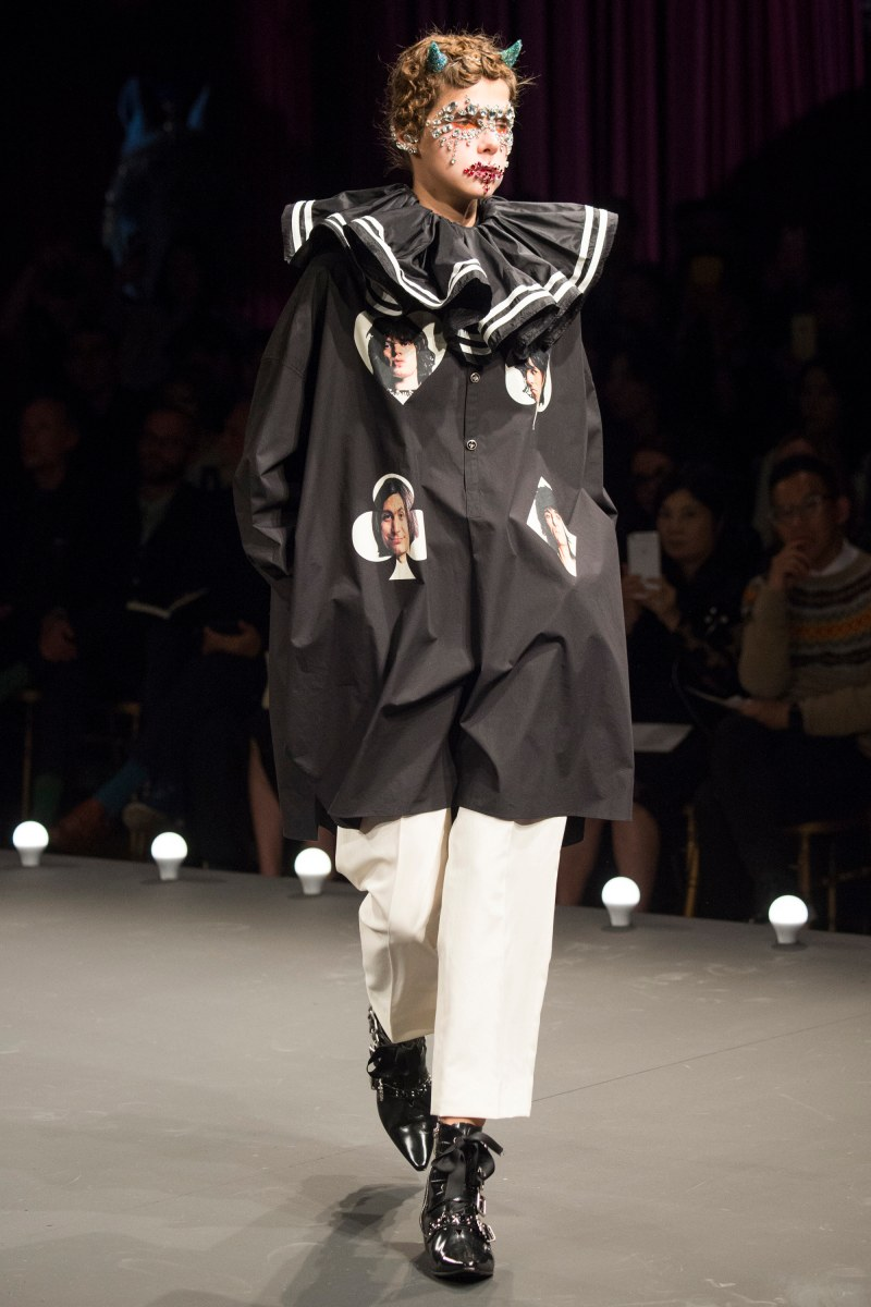 Undercover Ready To Wear SS 2016 PFW (21)